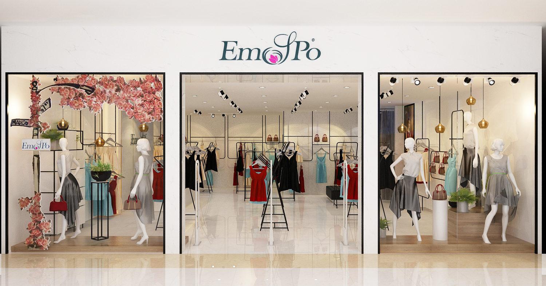 Showroom thời trang Emspo
