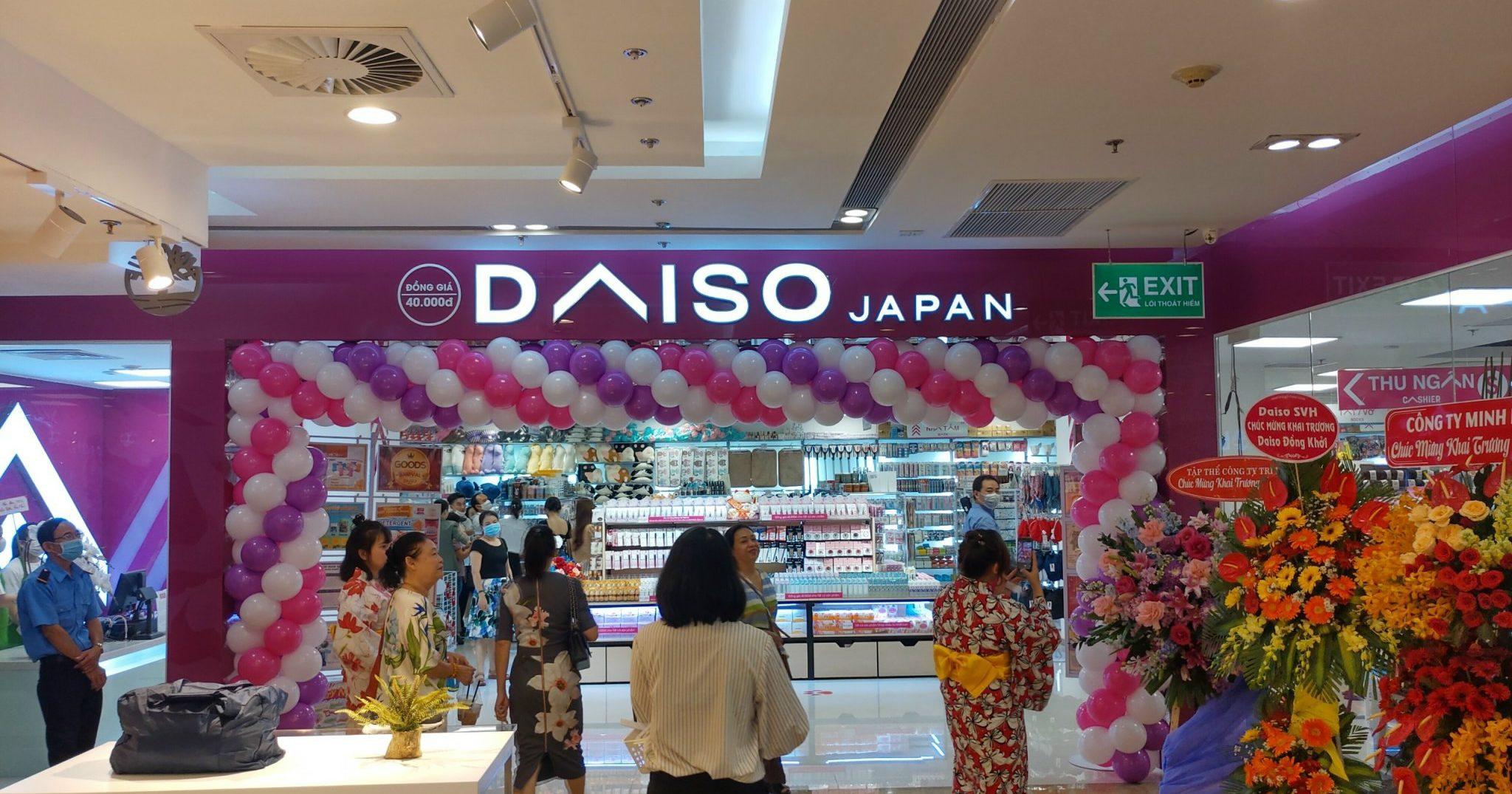 Siêu Thị Đống Giá Daiso Japan